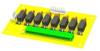 8-Point Relay Isolation Board -- H819A