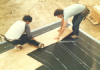High Temperature Roof Underlayment -- Deck Guard™ HT - Image