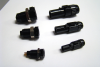 D Series Circular Plastic Connectors Combination Coax or Power and Signal -- D02