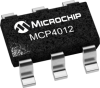 Digital Potentiometers -- MCP4012