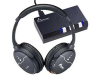 2.4GHz Digital Headphones w/ Wireless Transmitter -- 240005