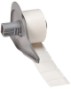 Bulk Labels White Repositionable Vinyl Cloth -- 66282092789-1 - Image