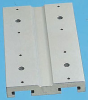 Linear Slides - Cap Wipers, Carriage Plates & Flange Clamps -- 179516