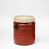 55 Liter Total Opening Plastic Drum -- 6942 - Image