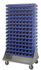 Bins & Systems - Ultra Stack and Hang Bins (QUS Series) - Louvered Racks - Complete Packages - QMD-36H-220 - Image