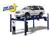 BendPak HD-14TL 14,000-Lb. Capacity Four-Post Tall Lift -- 119859