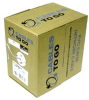 1000FT CAT5E GRAY PLENUM UTP -- 27342 - Image