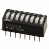 DIP Switches -- 5-435626-5-ND -Image