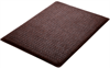 Get Fit Stand-Up Anti-Fatigue Mat Cocoa Brown Not for Chemical Contact, Not for Oil/Grease Contact, 34