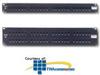 Siemon Ultra HD6 Patch Panels -- HD6-24U