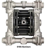 Air Operated Diaphragm Pump -- Model B100 -- View Larger Image