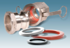 FEP Encapsulated Silicone Gasket -- 2000CS -Image
