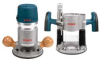 BOSCH 2.25 HP Plunge and Fixed Base Router Combo Kit -- Model# 1617EVSPK