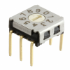 DIP Switches -- A6K-102RF-ND
