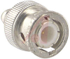 connector,rf coaxial,bnc straight plug,crimp-crimp,for rg 59,62 cable,50 ohm -- 70142618