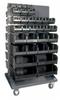 Bins & Systems - Conductive Bins - Louvered Racks - QMD-36HCO - Image
