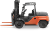 Internal Combustion Forklifts with Pneumatic Tires -- Large - 8FD/G - Image