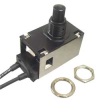 Snap Action Switch, 5 AMPs,1.5 In Length -- 5DKF3