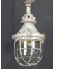 Caged Explosion Proof Pendant -- 71127WS