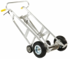 Aluminum Drum Truck With Pneumatic Tires& Brake -- DRM1079 -Image