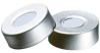 Aluminum Seals w/Septa -- View Larger Image