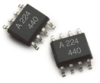 AC Input, Multi-channel half-pitch phototransistor optocouplers -- ACPL-224-500E
