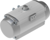 Quarter turn actuator -- DFPD-N-900-RP-90-RS60-F1012 -Image
