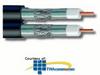 CommScope - Uniprise Dual RG-6 Tri-Shield Coaxial Cable.. -- 5784