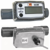 EDM-8000 - Bettery Powered Water Meter and Totalizer - Image