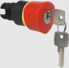 Emergency Stop Maintained - Key To Reset -- L22GR01 - Image
