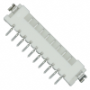 Rectangular Connectors - Headers, Male Pins -- HR2122-ND -Image