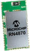 Bluetooth Module -- RN4870 -- View Larger Image