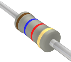 Resistor from Digi-Key Corporation