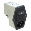 Power Entry Connectors - Inlets, Outlets, Modules -- 486-3716-ND -Image
