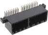 Rectangular Connectors - Headers, Male Pins -- A141430-ND -Image