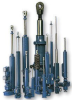 Electric Actuators -- MA -T-Data Series Ball Screw