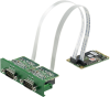 2-port Isolated CANbus mPCIe -- PCM-26D2CA