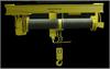 True Vertical Lift Single Hook Hoists