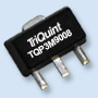 50 - 4000 MHz High Linearity Low Noise Amplifier Gain Block -- TQP3M9008 -Image