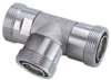 Coaxial T-adaptor, 3 Jacks -- Type 46_716-50-0-1/003_-E - 22643266 - Image