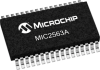 Dual Slot PCMCIA/CardBus Socket Power Controller -- MIC2563A