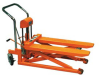 Fork Top Manual Mobile Lift Tables