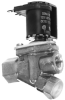 DISHMACHINE PARTS, DEMA WATER SOLENOID VALVES AND REPAIR PARTS, DEMA MINI WATER SOLENOID VALVES W/ COIL -- DM-442P-120 - Image