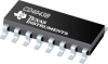 CD4043B CMOS Quad NOR R/S Latch with 3-State Outputs -- CD4043BD - Image