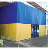 Industrial Curtains -- DuraSpan Industrial Curtain - Image