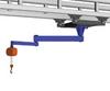 Ceiling Mounted Articulating Jib Crane 1000# Cap. -- AJ360-C-1000-10 - Image