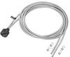 Fiber optic through beam sensor -- E20219 -Image