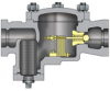 Bimetallic Steam Trap -- Type SSF