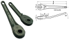 Cast Iron Ratchet Arm -- Model 17Z