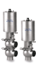 Single Seat Valves -- Unique SSV Aseptic -- View Larger Image